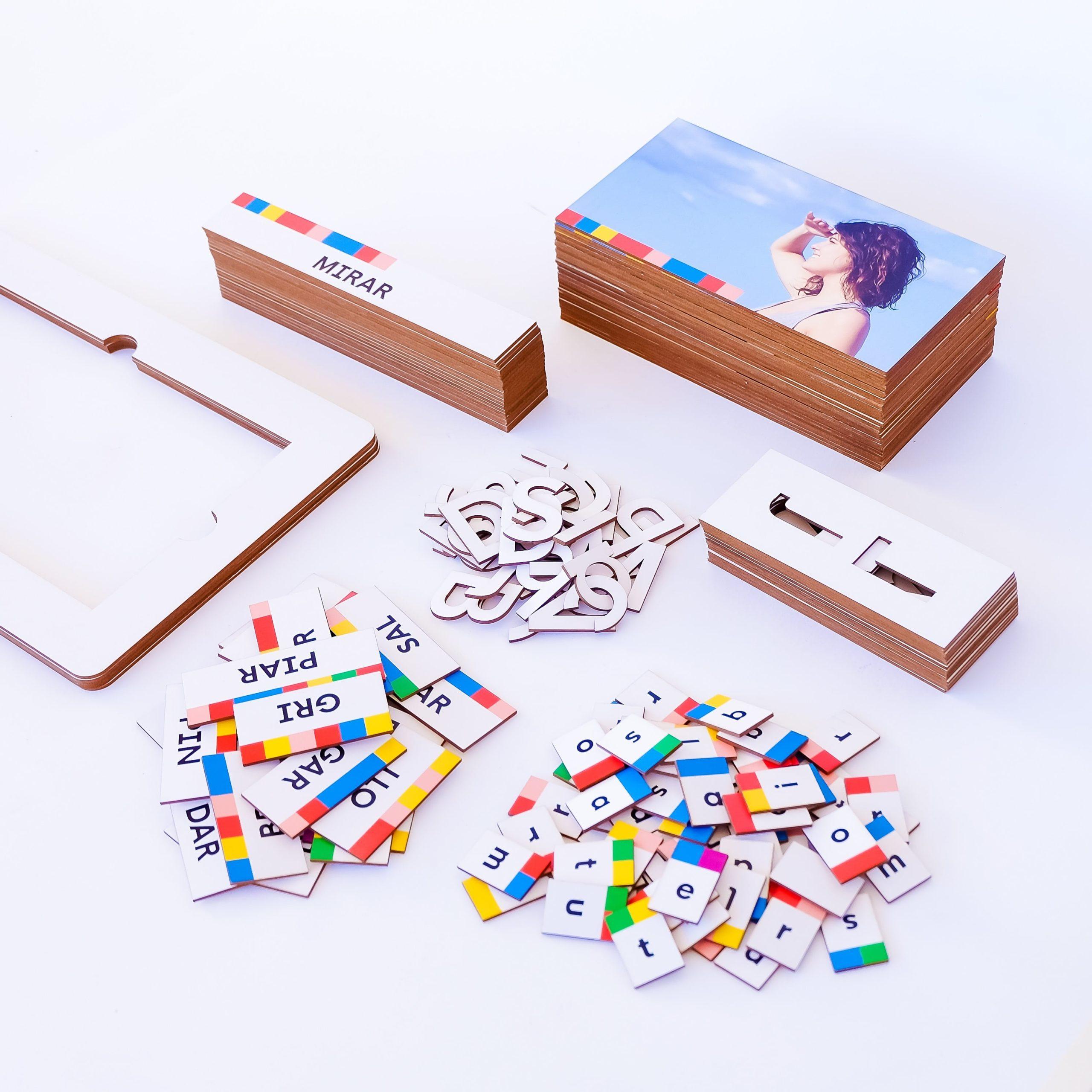 el juego de estimulación cognitiva para niños, niñas y adultos